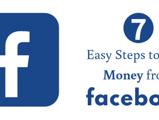 How to Make Money from Facebook with Seven (7) Smart Ways in 2020